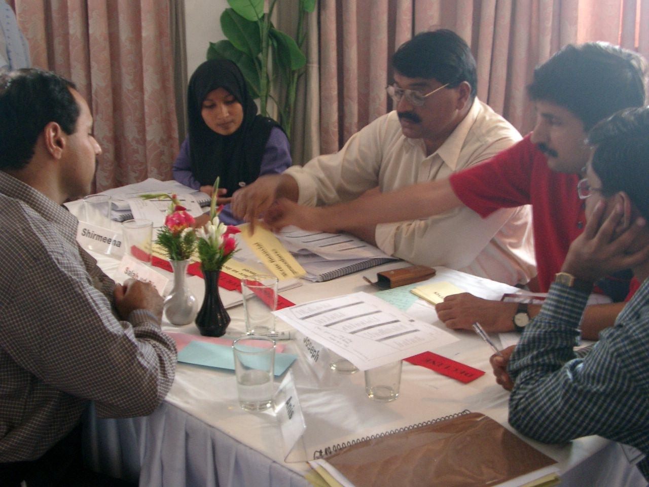 Training - course design