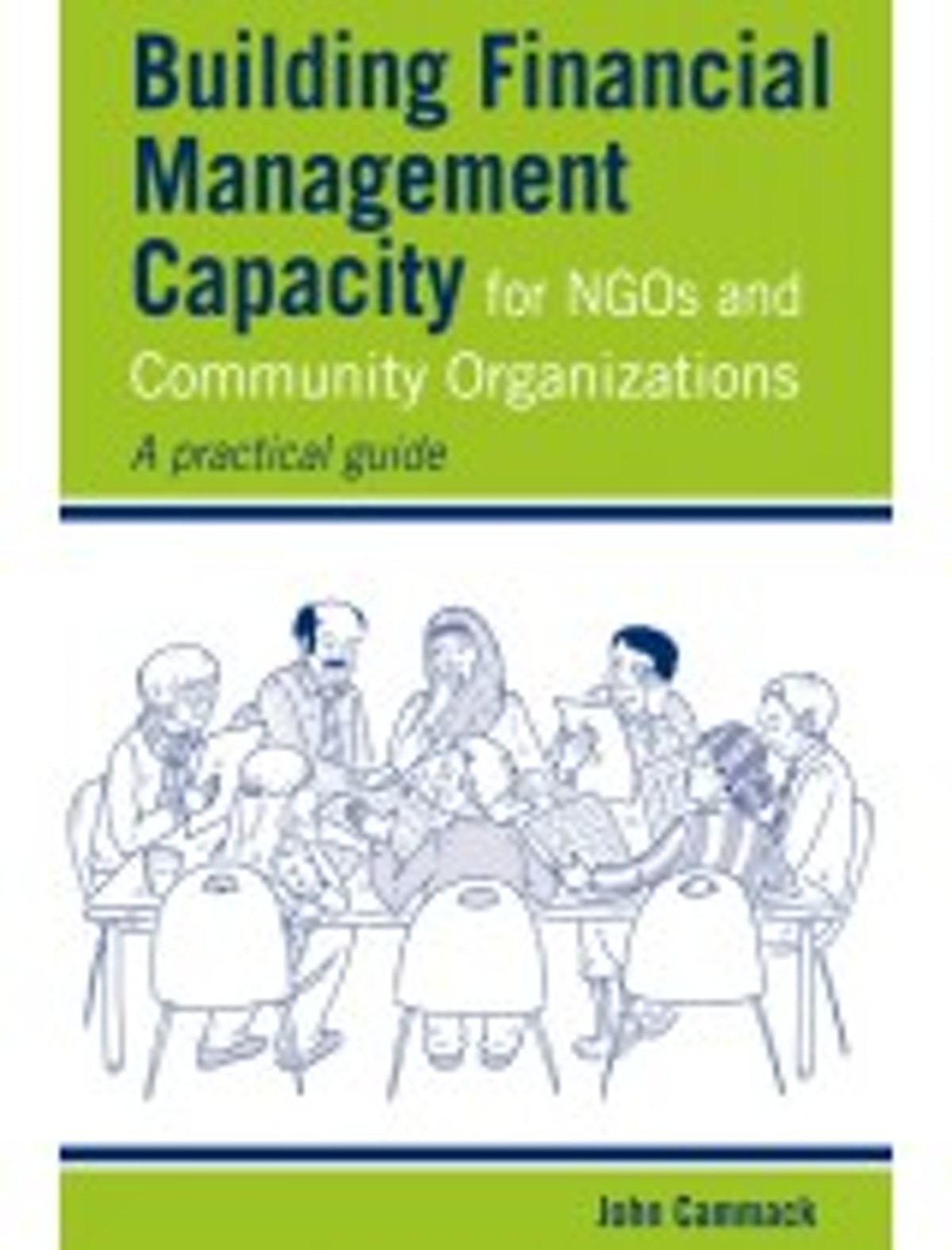 Building financial management capacity book cover